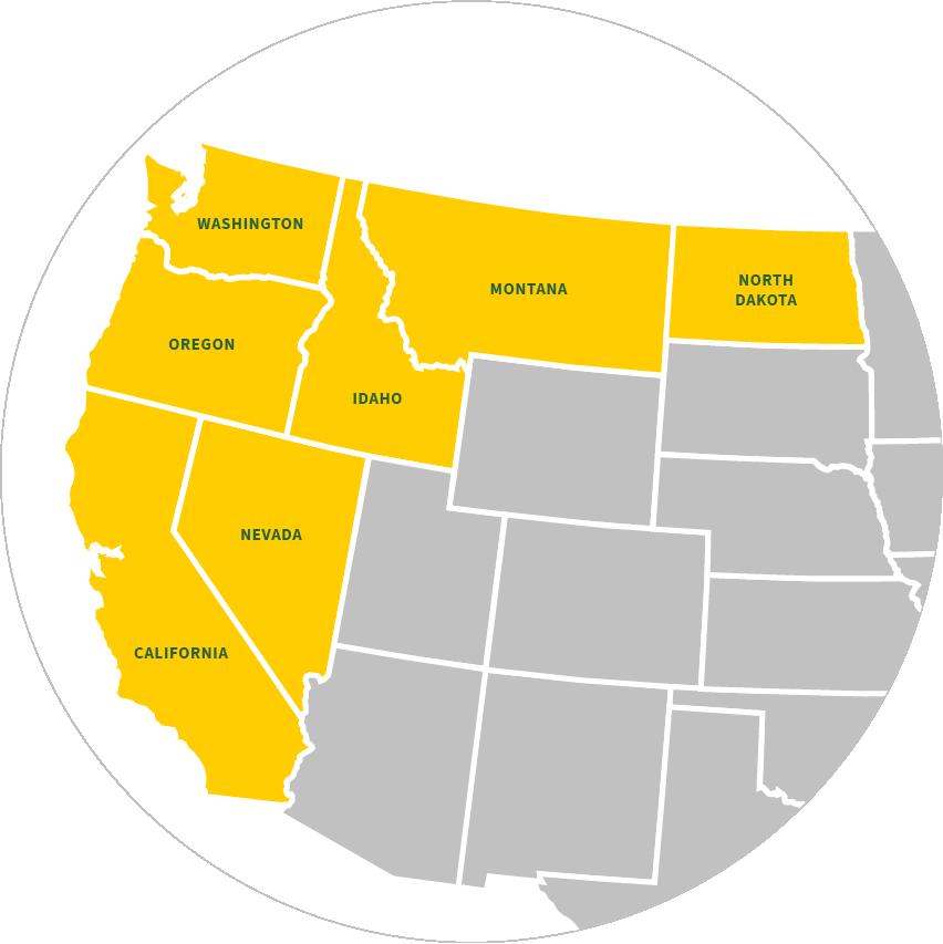 SSEC service territories